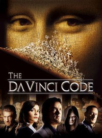 The Da Vinci Code main cover