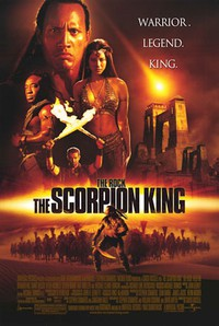 The Scorpion King main cover