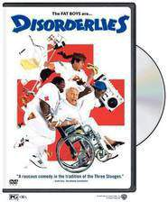 disorderlies movie cover