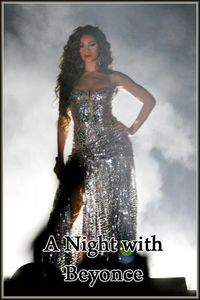A Night with Beyonce main cover