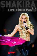 shakira_live_from_paris movie cover