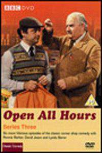 Open All Hours movie cover