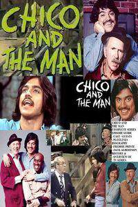 Chico and the Man movie cover