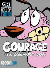 courage_the_cowardly_dog movie cover