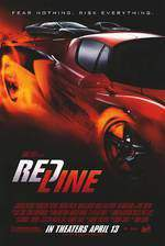 redline movie cover