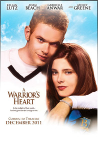 A Warrior's Heart main cover