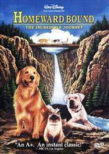 homeward_bound_the_incredible_journey movie cover