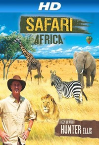3D Safari: Africa main cover