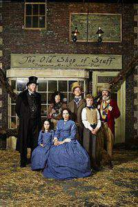 The Bleak Old Shop of Stuff movie cover