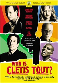 Who Is Cletis Tout? main cover