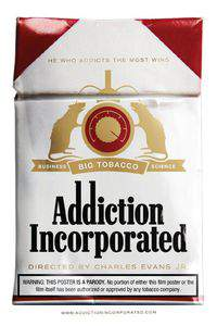 Addiction Incorporated main cover