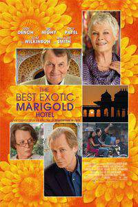 The Best Exotic Marigold Hotel main cover