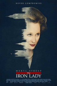 The Iron Lady main cover