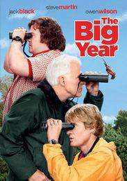 The Big Year main cover