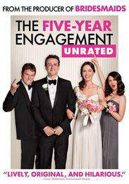 The Five-Year Engagement main cover