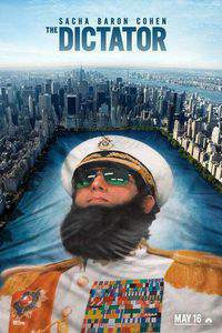 The Dictator main cover