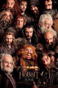 The Hobbit: An Unexpected Journey main cover