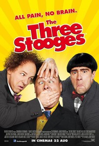 The Three Stooges main cover