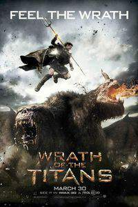 Wrath of the Titans main cover