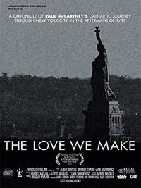 The Love We Make main cover