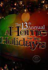 the_13th_annual_a_home_for_the_holidays movie cover