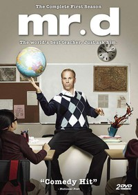 Mr. D movie cover