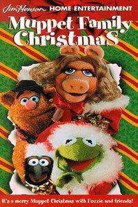 A Muppet Family Christmas main cover
