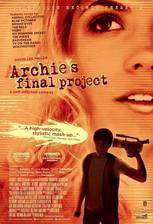 archie_s_final_project movie cover