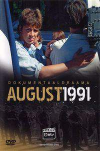 August 1991 main cover
