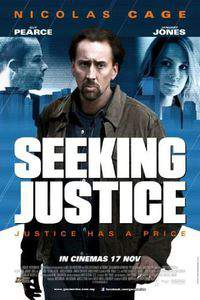 Seeking Justice main cover