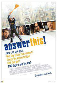 Answer This! main cover