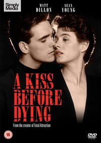 A Kiss Before Dying main cover