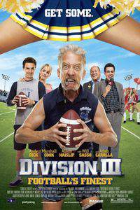 Division III: Football's Finest main cover