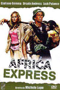 Africa Express main cover