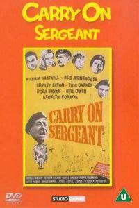 Carry on Sergeant main cover