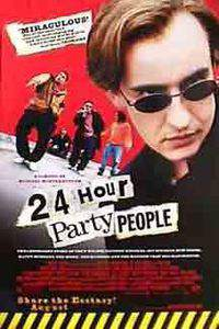 24 Hour Party People main cover