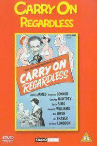 Carry on Regardless main cover