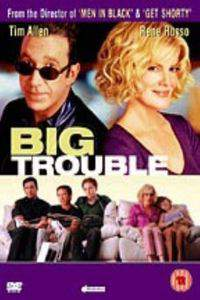 Big Trouble main cover