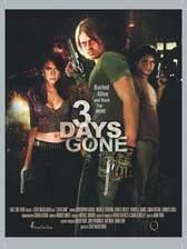 3_days_gone movie cover