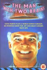 the_man_with_two_brains movie cover