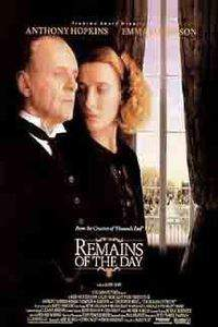 The Remains of the Day main cover