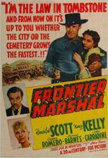 frontier_marshal movie cover