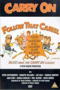Carry on in the Legion main cover