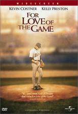 for_love_of_the_game movie cover