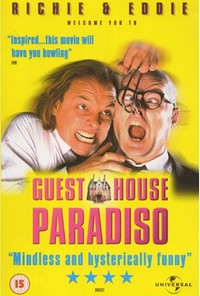 Guest House Paradiso main cover