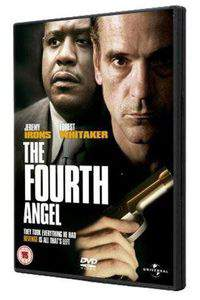 The Fourth Angel main cover