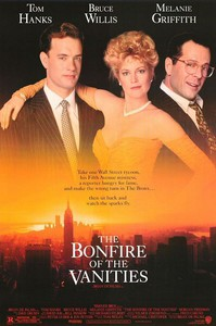 The Bonfire of the Vanities main cover