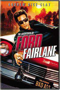 The Adventures of Ford Fairlane main cover