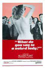 what_do_you_say_to_a_naked_lady movie cover