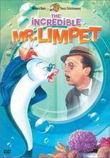 the_incredible_mr_limpet movie cover